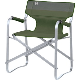 Coleman Folding Deck Chair Green