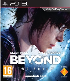 Игра для PlayStation 3 (PS3) Beyond Two Souls PS3