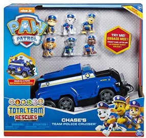 Rotaļ. automobilis paw patrol 6052956