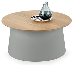 Kafijas galdiņš Halmar Azurra, pelēka, 690x690x330 mm