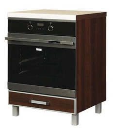Köögikapp Bodzio Ola Oven 60 Nut, 600x590x860 mm