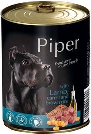 Влажный корм для собак (консервы) Dolina Noteci Piper Lamb/Carrot 800g