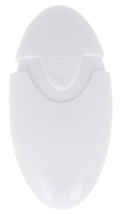 Sen7 Classic Refillable Perfume Atomizer 5.8ml Glacial White