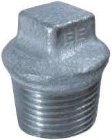 "STP Fittings Radiator Tap with External Tap Zinc 2"""