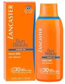 Apsauginis kūno pienelis nuo saulės Lancaster Sun Beauty Velvet SPF30, 175 ml