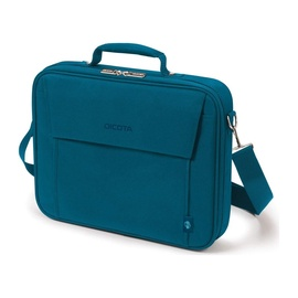Сумка для ноутбука Dicota Eco Multi BASE 15-17.3, синий, 15-17.3″