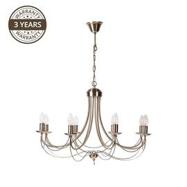 Светильник Domoletti Ceiling Light Mariana MD9668-8 8x60W E14