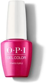 Лак-гель OPI Gel Color Pompeii Purple, 15 мл