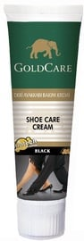 GoldCare Nanotech Shoe Cream Tube Black 80ml
