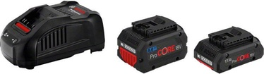 Bosch ProCORE18V 4.0Ah + ProCORE18V 8.0Ah + GAL 1880 CV