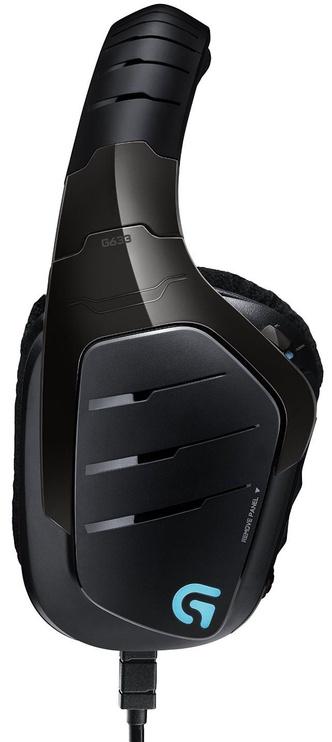 Ausinės Logitech G633 Artemis Spectrum Gaming Headset