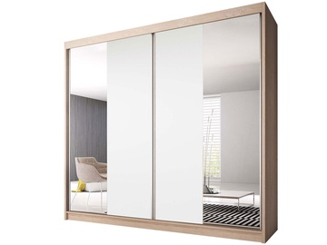 Idzczak Meble Wardrobe Multi 38 223cm Sonoma Oak/White