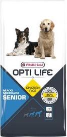 Versele-Laga Opti Life Senior Medium & Maxi Chicken 12.5kg