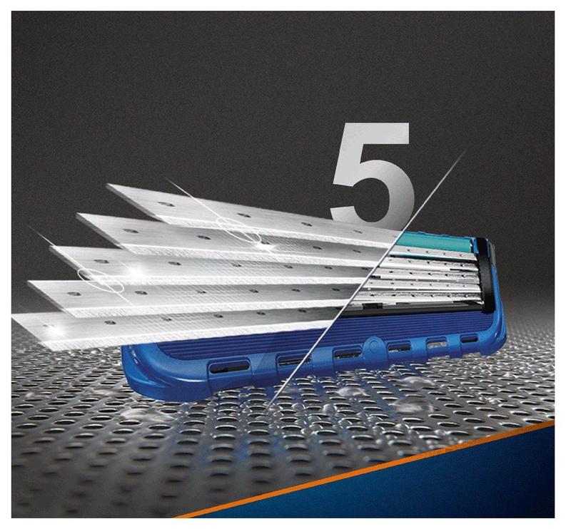 Gillette Fusion ProGlide Razor Blades 4pcs