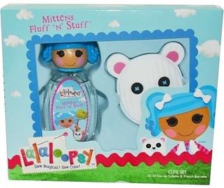 Набор для детей Lalaloopsy Mittens Fluff 'N' Stuff 50 ml & Hair Clip