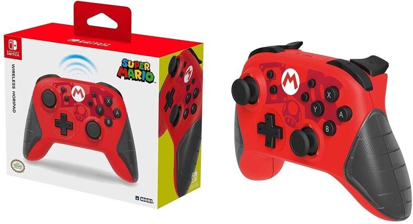 Игровой контроллер Hori Wireless HORIPAD (Super Mario) for Nintendo Switch