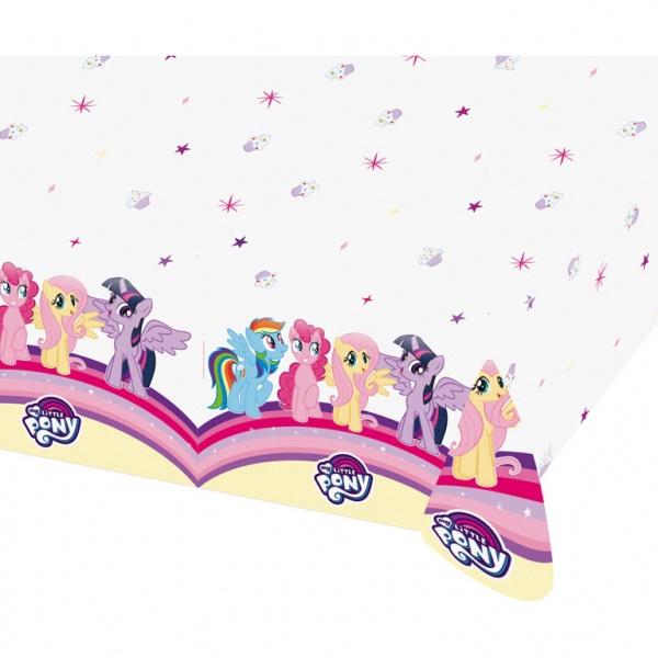 Gimtadienio staltiesė My Little Pony, 120 x 180 cm