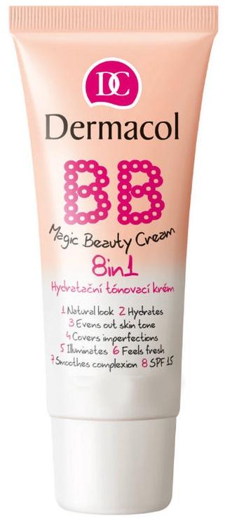 BB sejas krēms Dermacol BB Magic Beauty Fair, 30 ml