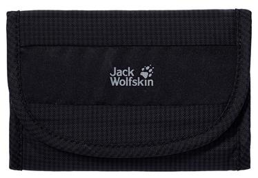Jack Wolfskin Cashbag RFID Wallet Black