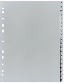 Herlitz Index 10843522 A-Z Grey