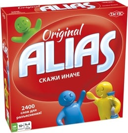 Galda spēle Tactic Alias Original 53364, RUS