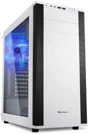 Sharkoon M25-W ATX Midi Tower White