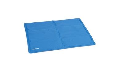 Охлаждающий коврик для животных Beeztees, синий, 500x400 мм