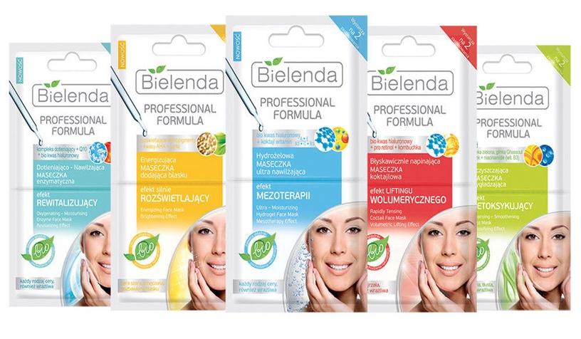 Bielenda Professional Formula Mask Detoxifying Effect 2 x 5g