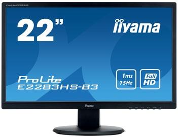 Monitorius Iiyama E2283HS-B3