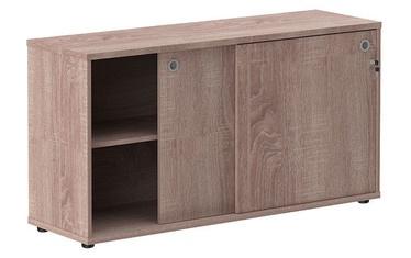 Skyland Xten XLC 1443 Office Cabinet Sonoma Oak