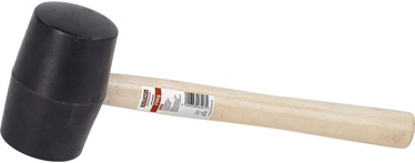 Kreator Rubber Hammer Wood 900g Black
