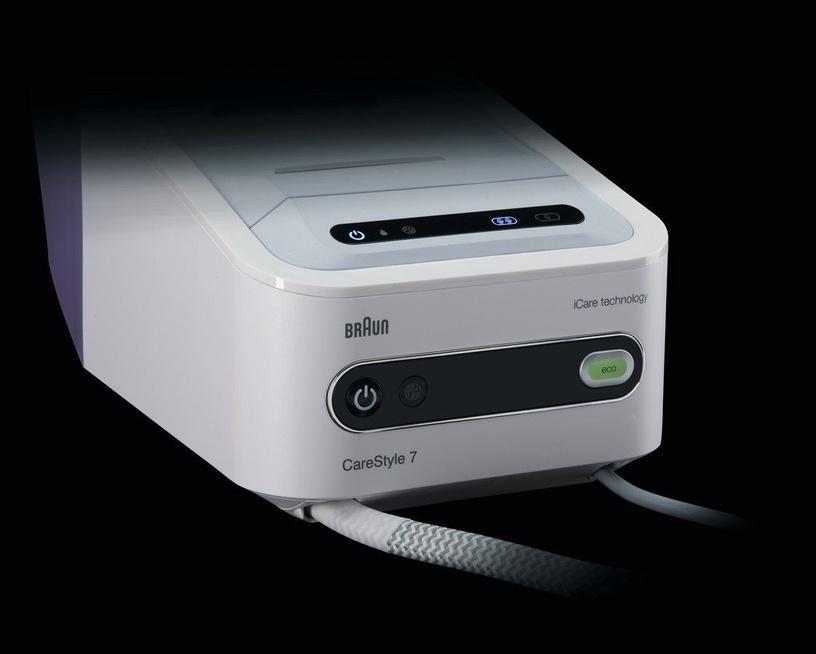 Lyginimo sistema Braun IS 7043