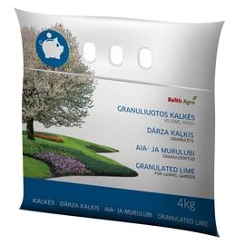 Granuleeritud lubi Valgec Agro, 4 kg
