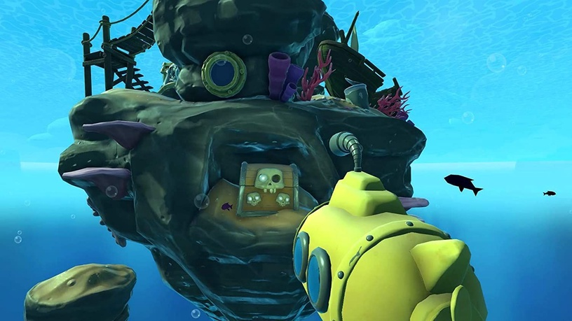 Curious Tale of the Stolen Pets VR PS4