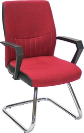 Home4you Office Chair Angelo Red 27942