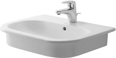 Duravit D-Code 545x435mm Washbasin White