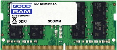 Goodram 16GB 2400MHz CL17 DDR4 SODIMM GR2400S464L17/16G