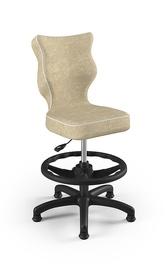 Детский стул Entelo Petit Black HC+F VS26, кремовый, 350 мм x 950 мм