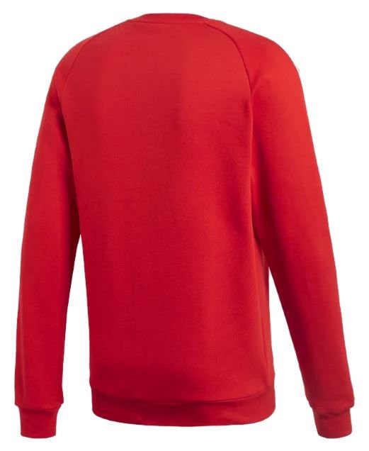 Adidas Core 18 Sweatshirt CV3961 Red S