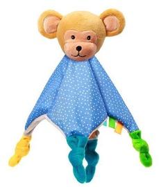 BabyOno Eric Monkey Blanket Cuddly Toy Monkey