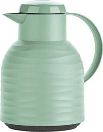 Emsa Samba Vacuum Jug Quick Press 1l Green