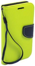 Telone Fancy Diary Bookstand Case Microsoft 535 Lumia Light Green/Blue