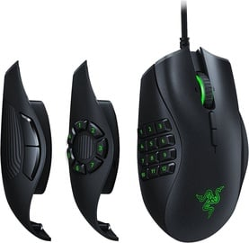 Razer Naga Trinity Gaming Mouse Black