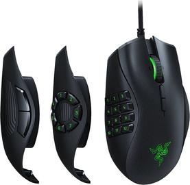 Игровая мышь Razer Naga Trinity Black, проводная, оптическая