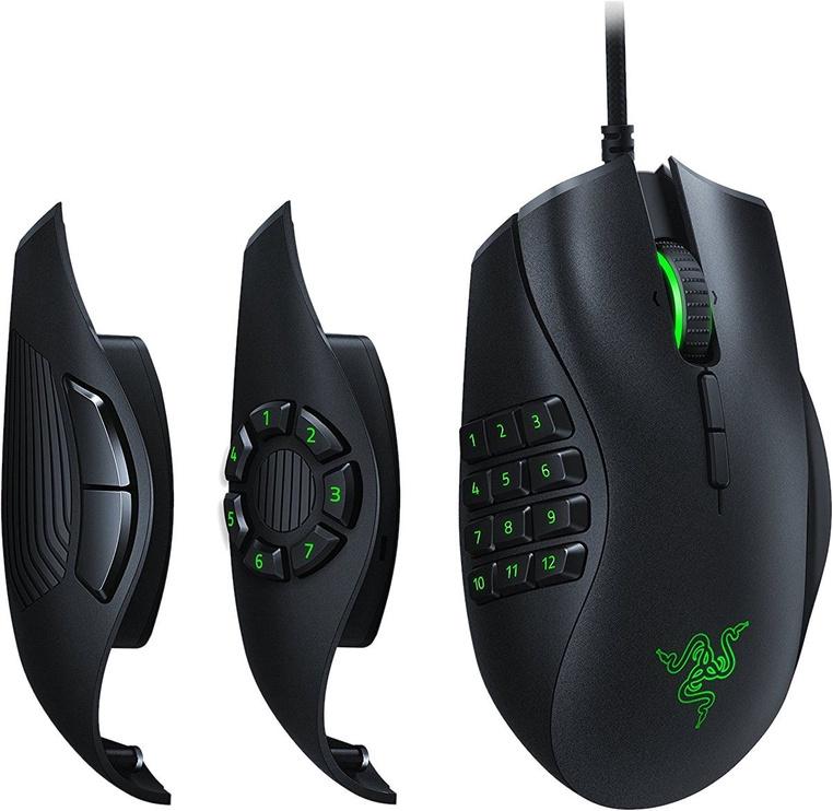 Razer Naga Trinity Gaming Mouse Black