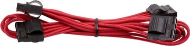Corsair Premium Individually Sleeved Peripheral Cable Type4 (Gen 3) Red