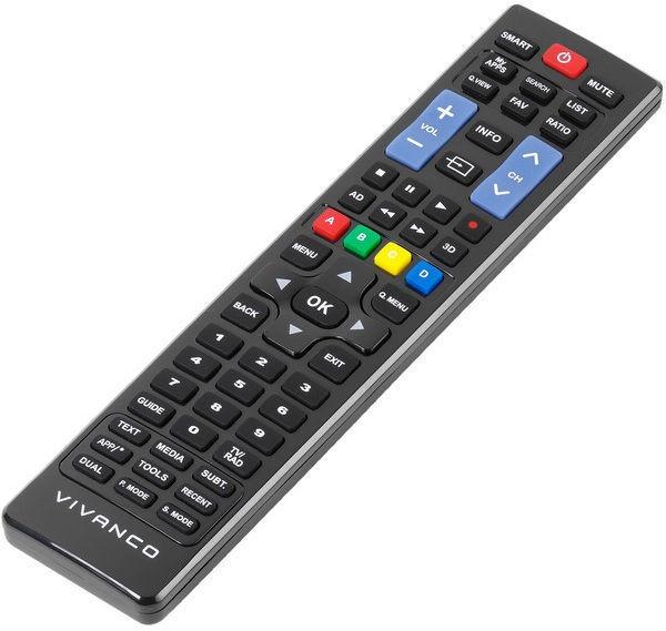 Vivanco Replacement Remote Control for Samsung 38016