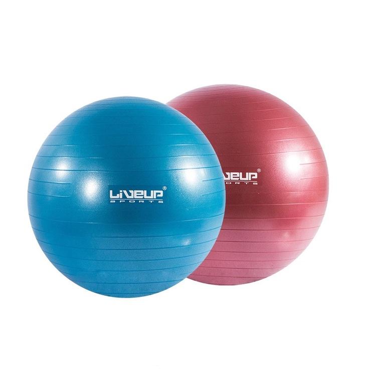 Nesprogstantis gimnastikos kamuolys LS3222 75CM