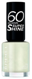 Rimmel London 60 Seconds Super Shine 8ml Nail Polish 730