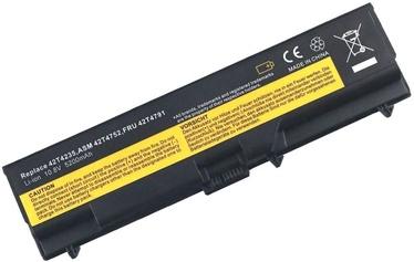 Аккумулятор для ноутбука Lenovo 55+ T410 10.8V 5200mAh